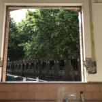 Serrurier Montreuil Fenêtre bois avant intérieur ETS Phienboupha Serrurerie