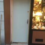 Serrurier Montreuil, Porte avant Alu, Ets Phienboupha