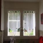 Serrurier menuisier Montreuil, Fenêtre pvc 2 vantaux avant, Ets Phienboupha